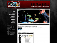 Bertram Engel - Home - drums, composer, producer