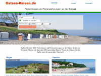 ostsee-reisen.de Thumbnail