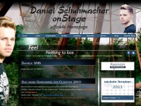 daniel-schuhmacher-onstage.de
