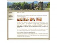 Ferienwohnung und Erlebnisimkerei Familie Dintner - Lohmen, Sächsische Schweiz, Elbsandsteingebirge, Pirna, Sachsen