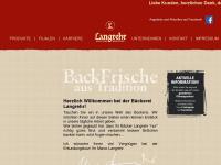 Bäckerei Langrehr in Garbsen und Hannover - Brot, Brötchen, Kuchen, Torten, Snacks, Backwaren