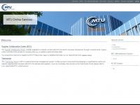 Mtu-portal.com - MTU Online Services