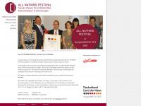 ALL NATIONS FESTIVAL | Tag der offenen Tür in Botschaften in Berlin | Botschaftsweltreise