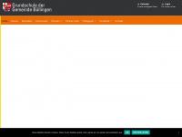 Gemeindeschulen - Grundschulen der Gemeinde Büllingen - Startseite
