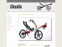 Flev&eacute;lo - Ihr Spezialist f&uuml;r High Tech BICYCLES