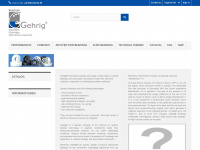 gehrig-bearings.com
