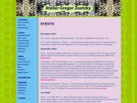 Startseite - Atelier Gregor Zootzky