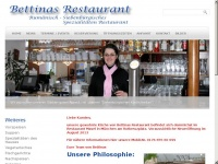 bettinasrestaurant.de