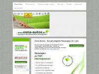 Osna-Autos, die günstigsten Autos im Land.