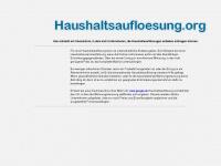 haushaltsaufloesung.org