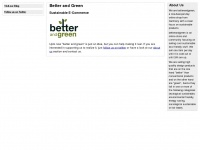 betterandgreen.de
