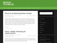 modius-techblog.de