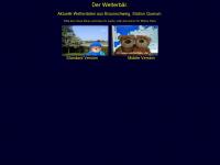 Wetterbaer.de - Die aktuellsten Wetterdaten aus Braunschweig vom Wetterbär.