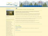 """Herzlich Willkommen! in Feuchtwangen, ob Urlaub, Übernachten,Geschäftsreisender oder Wohnmobil - Gaststätte-Pension """"Zum Grünen Wald"""" in Feuchtwangen"""