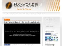 The Alternative Network - News to Know! - Huckworld IV - Das Portal