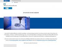iw.uni-hannover.de Thumbnail