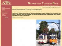 naumburger-strassenbahn.de