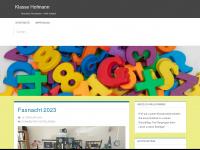 Klasse Egger / Hofmann | Schulhaus Rosenacker / 9403 Goldach