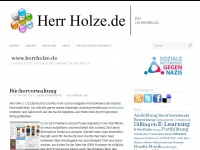Herr Holze | ein Lehrerblog