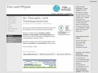 Fun-physio.de - Fitness Studio in Wetter, Marburg, Kirchhain