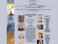 Kunst und Cartoon - Skulptur, Porträt und Karikatur - Bilder zu Weihnachten
