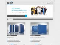 Übersicht der REGIS: Personalakte | Personalakten | Personalordner | Personalmappe | Ablagesysteme  - Website - REGIS GmbH