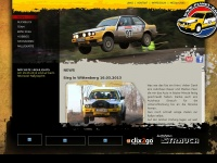 Planet Rallye - Jürgen Neumann & Gordon Pfarr Racing - Erkner/Berlin/Brandenburg