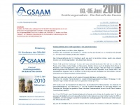 gsaam2010.de