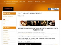wild heart management - wild heart management