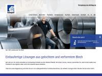 Graepel.de - Startseite | Graepel AG, Graepel Seehausen GmbH & Co. KG