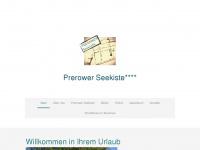Ferienhaus Prerow Ostseebad Buchung Vermietung