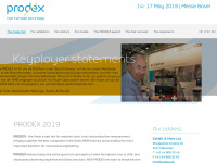 prodex.ch