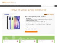 Handy-deutschland.de - Handy mit Vertrag, günstige Handys von HTC, Sony, Apple, Samsung mit Handyvertrag im Handyshop