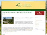 Aktuelles - Stiftung Naturbewahrung Osterzgebirge