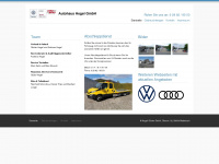 Startseite - Autohaus Hegel, Medebach