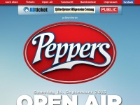Peppers - Open Air & Tanznacht