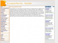 Schuppenflechte - Psoriasis - Hilfe - Informationen