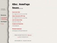 KBec Home Page