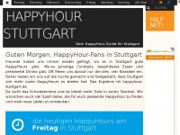 happyhour-stuttgart.de