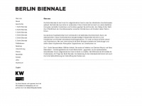 berlinbiennale.de