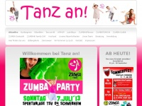 Tanzschule Tanz an in Schwebheim - tanzan.de