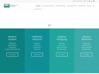 Mechatronik und Medizintechnik vom Engineering bis zur Serie - GBN Systems