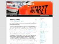 bayerische-notaerzte.de