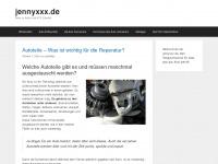Jennyxxx.de - Microsoft Internet Information Services 8