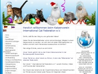 Katzenverein International Cat Federation e.V.