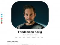 » Friedemann Karig