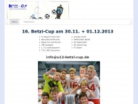 STARTSEITE - U12-BETZI-CUP.de - INTERNATIONALES U12 TURNIER – Official Website