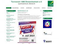 Startseite - TVD - Turnverein 1880 Dreieichenhain e.V.