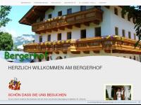 Bergerhof - Familie Treichl - St.Johann in Tirol