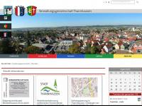 Verwaltungsgemeinschaft Thannhausen - Startseite